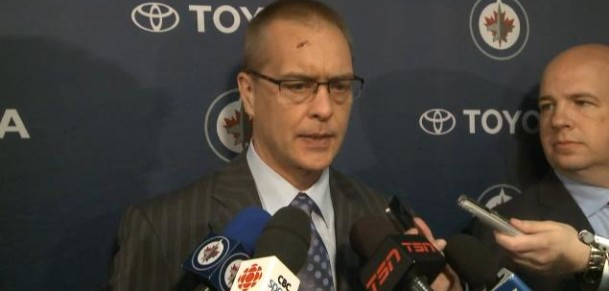 April 5, 2014 Coach Maurice post-game