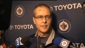 April 5, 2014 Coach Maurice pre-game