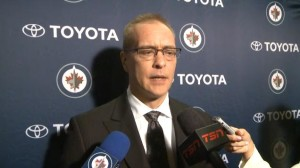 Coach Maurice post-game (April 1, 2014)