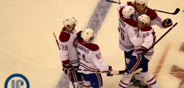 Habs win close