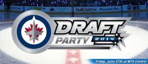 Draft Party 2014