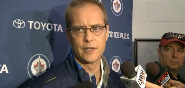 July 8, 2014 Coach Paul Maurice