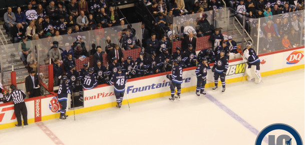 Jets bench (September 30, 2014)