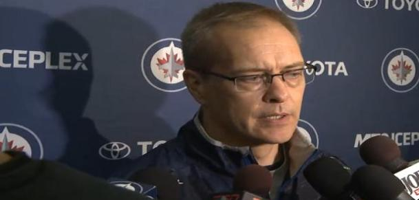 September 19, 2014 Coach Maurice