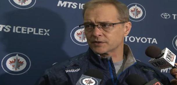 September 20, 2014 Coach Maurice