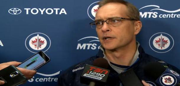 September 23, 2014 Coach Maurice