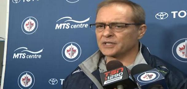 September 29, 2014 Coach Maurice