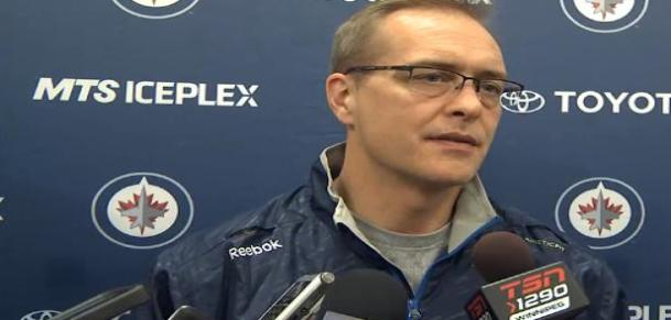 October 1, 2014 Coach Maurice