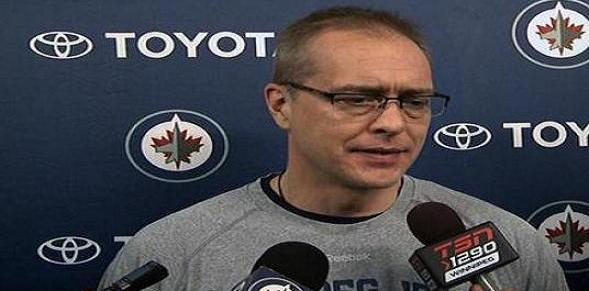 October 29, 2014 Coach Maurice