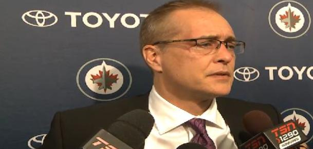 October 30, 2014 Coach Maurice post-game