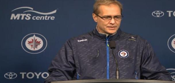 October 6, 2014 Coach Maurice
