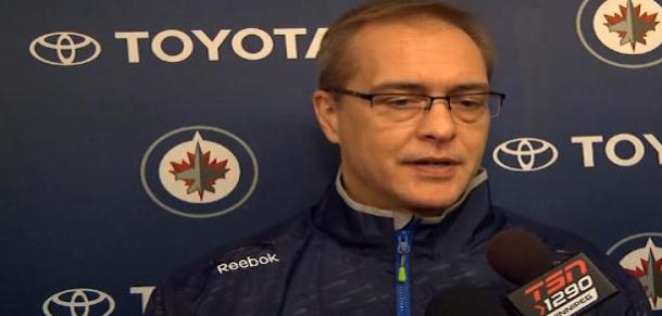 October 9, 2014 Coach Maurice pre-game