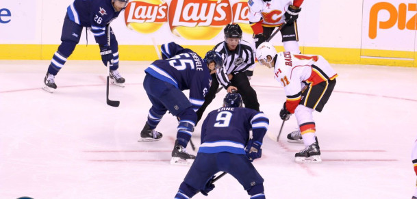 Wheeler, Scheifele and Kane vs. Flames