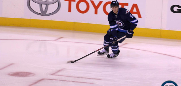 Scheifele looking to make pass