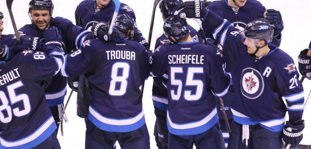 Trouba and Scheifele