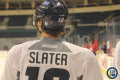 Slater at practice