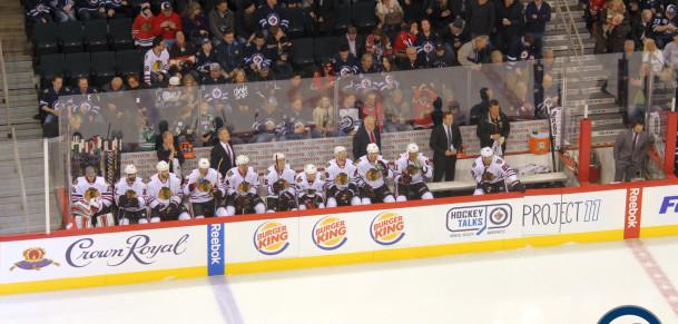 Hawks bench (Feb 6)