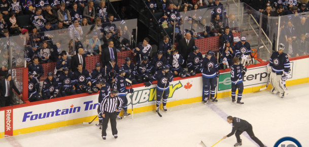 Jets bench (March 21)