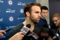 Andrew Ladd exit