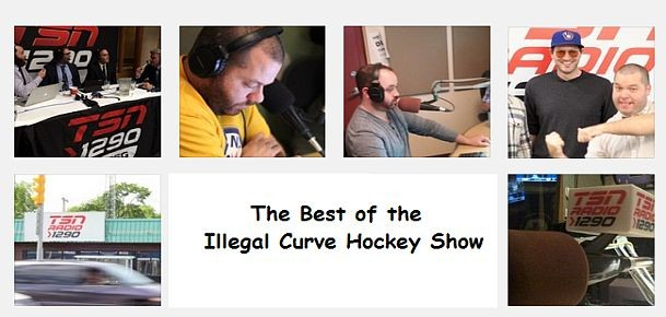 Best of the Illegal Curve Hockey Show