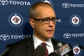 Coach Maurice post Devils game