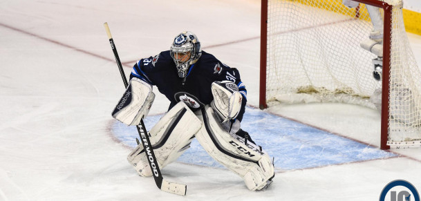 Pavelec ready for shot against