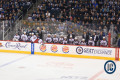 Blue Jackets bench (Dec 10)