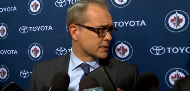 Coach Maurice post Wild