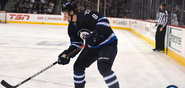 Trouba at ice level
