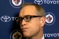 Coach Maurice post-game vs Van