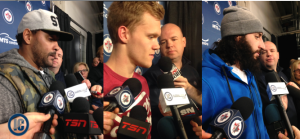 End of Season Jets scrums
