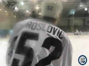 Roslovic fogged glass