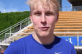 Patrik Laine training in Finland
