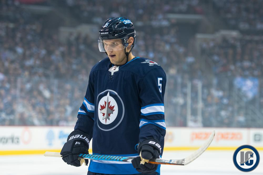 Winnipeg Jets Dmitry Kulikov switches jersey number from 5 to 7