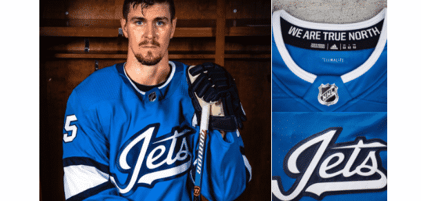 the latest 8f59e 9c0fe Winnipeg Jets reveal third jersey ahead of the 2018-19 ...