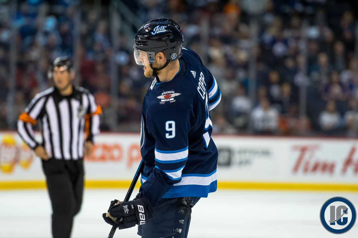 brand new 9c519 1d689 Winnipeg Jets Andrew Copp and Neal Pionk file for salary ...
