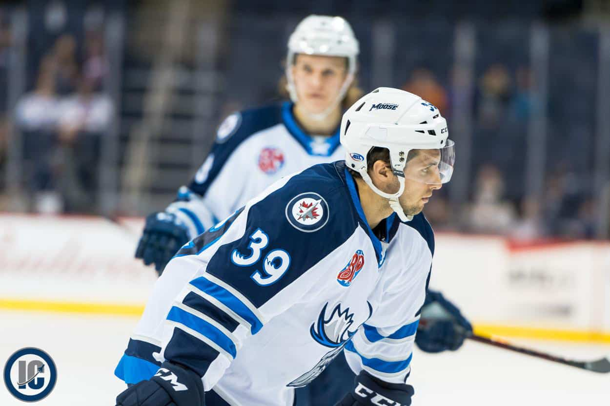 Winnipeg Jets Sign Seth Griffith To A One Year Two Way Deal Illegal Curve Hockey