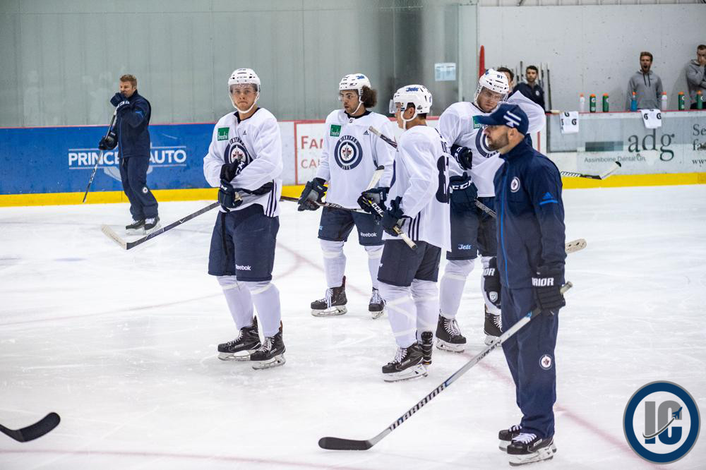 new product 40e0f 8b53d Winnipeg Jets 2019 Development Camp Roster | Illegal Curve ...