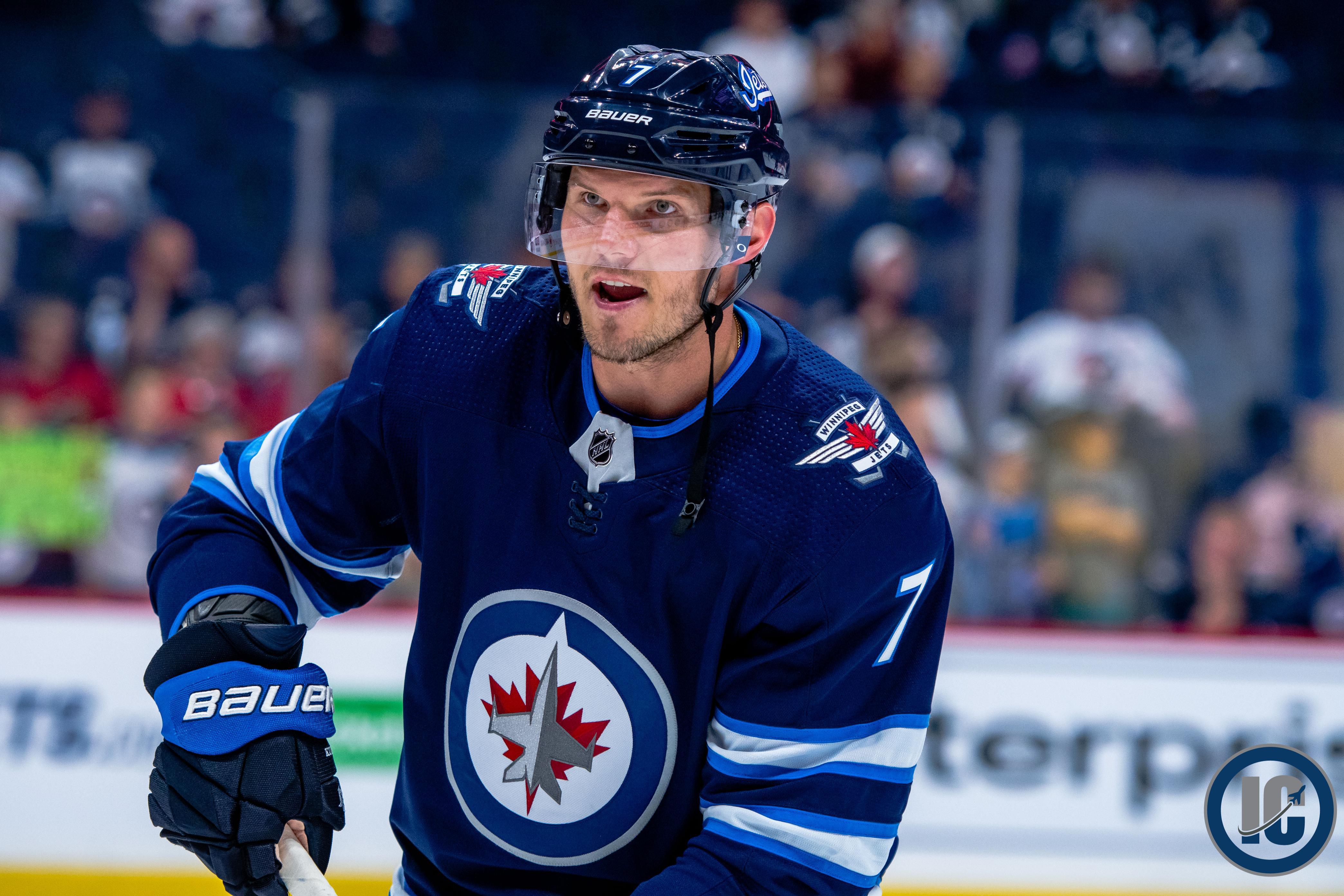 Winnipeg Jets Health Update Dmitry Kulikov Closing In On Return Illegal Curve Hockey