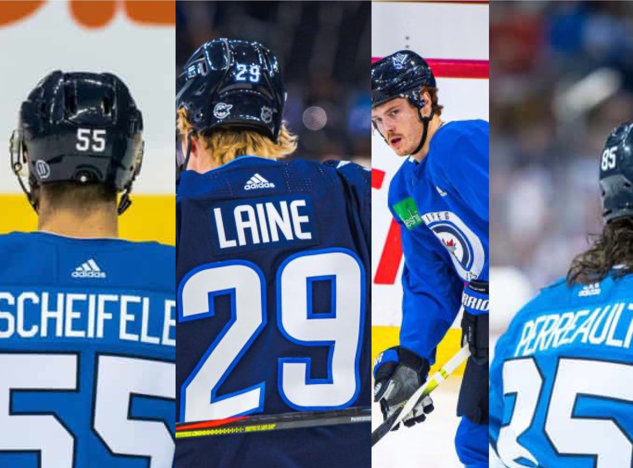 No Health Updates On Any Winnipeg Jets Injured Players Illegal Curve Hockey