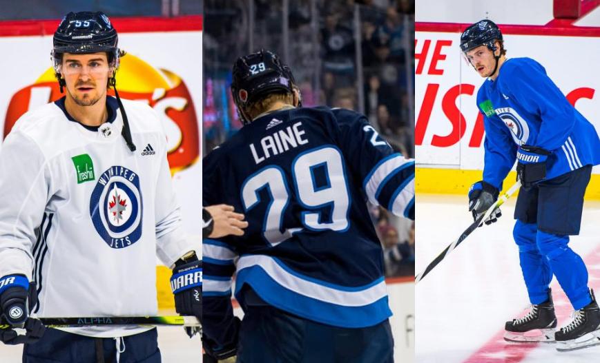 Winnipeg Jets Coach Paul Maurice Provides Health Updates On Mark Scheifele Patrik Laine Mason Appleton Illegal Curve Hockey